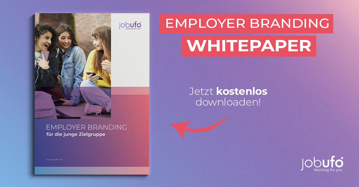 Querformat Ad Employer Branding Whitepaper
