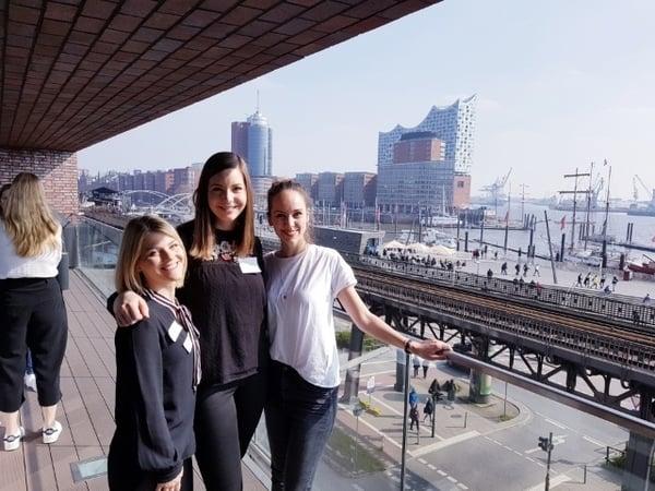 HR Rookies: Die Community Manager bei einem Netzwerktreffen in Hamburg